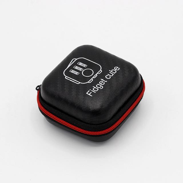 Fidget Cube with Case
