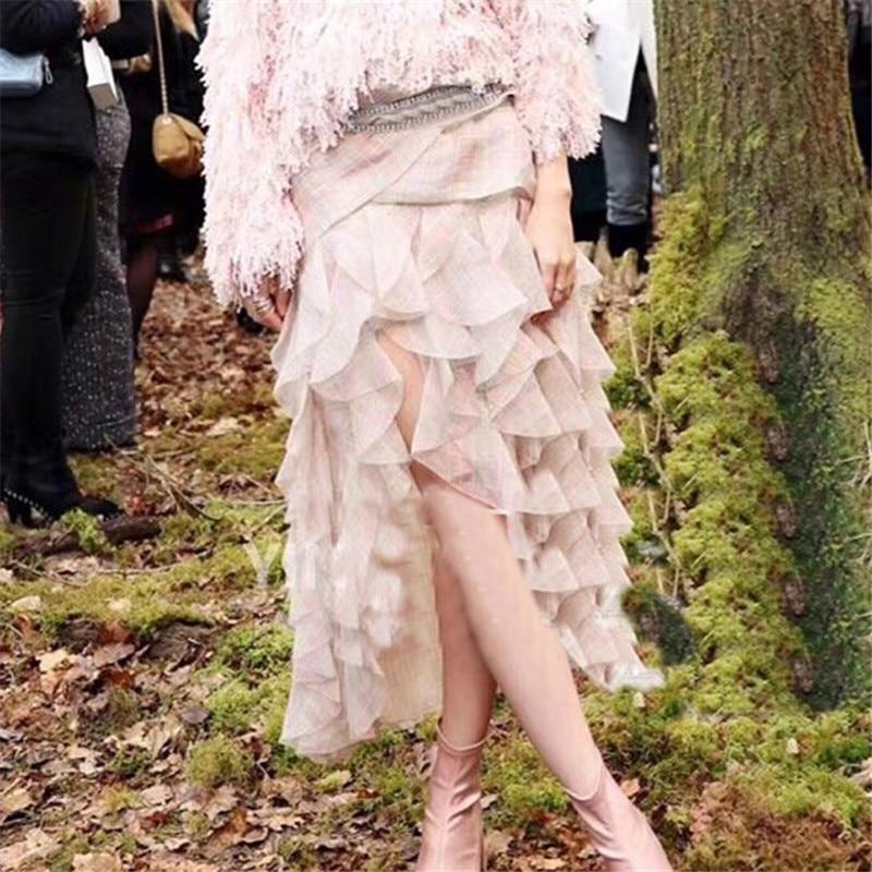 Nouvelles Jupe De Rose 2018 A Femmes Robe Dentelle Mode Lady Casual Bal ligne D'été OrTOqfwH