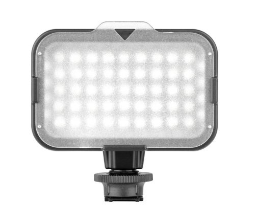 Meike MK-045 Mini <font><b>LED</b></font> Video Light 3 Colour filters with <font><b>5400k</b></font> Photo Lighting on Camera For Photo DSLR
