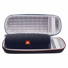 Funda protectora de cuero de goma EVA portátil Charge4 para JBL Charge 4 bolsa de Altavoz Bluetooth Estuche de transporte caja de mano dura