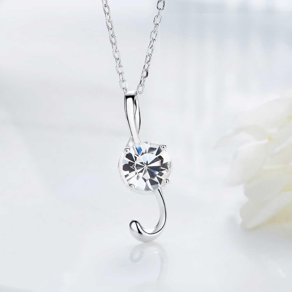 Heezen кристалл Винтаж Музыкальная нота в форме кулон ожерелье Модные украшения себе цепочки и ожерелья элегантные подарки на день рождения для женщи