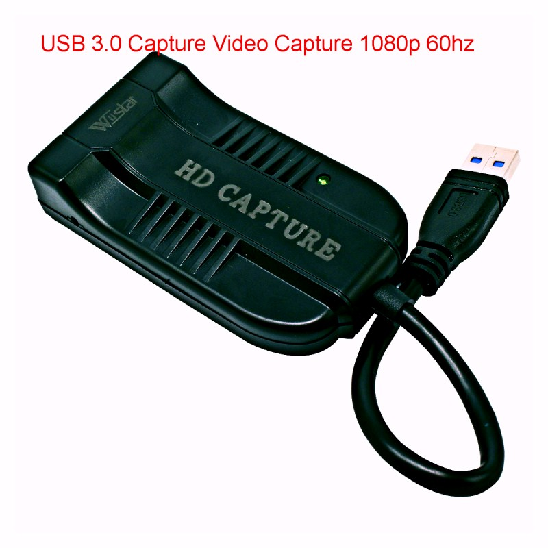 USB 3.0 Capture HD to USB3.0 Video Capture Dongle HD 1080P HD Drive Free Superior AV Capture Device For PS3 For XBo телеприставка other av hd
