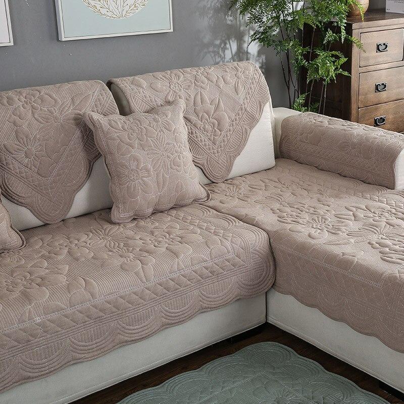 European-style Sofa Cover Cushion…