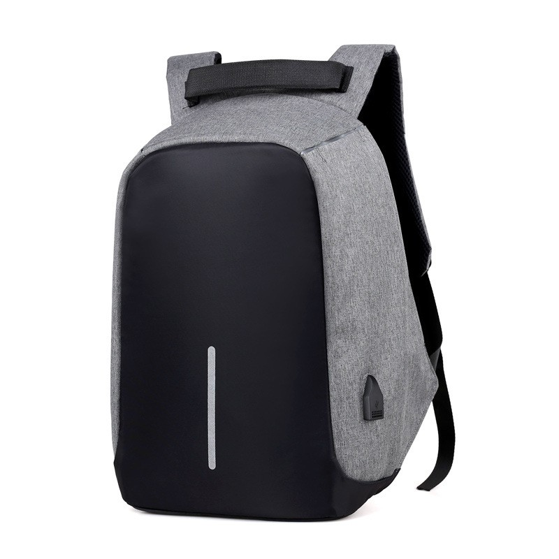 Anti-theft Bag Men Laptop Rucksack Travel Backpack Women Large Capacity Business USB Charge College Student School Shoulder Bags image