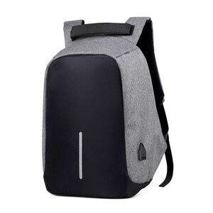Anti-theft Bag Men Laptop Ruck