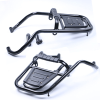 FOR Benelli Leoncino 500 BJ500 Rear Side Saddle Bag Box Motorcycle Luggage Rack Carrier