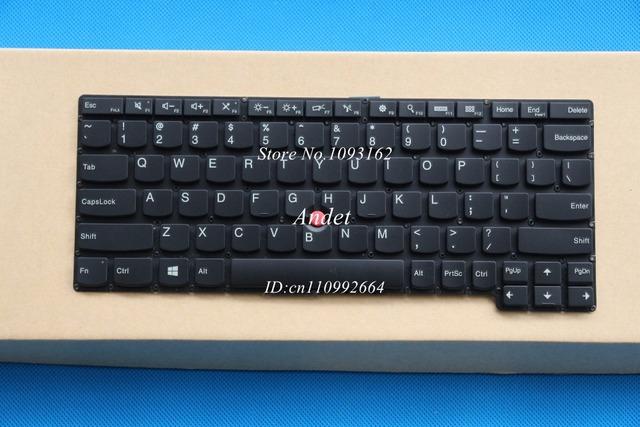 Nuevo teclado original para lenovo thinkpad helix type-3xxx 0c45365 ee. uu. inglés 04x0260 04x0261