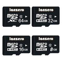 Brand 64GB Micro SD Micro SDXC SDHC TF Card 32G Class 10 16G High Speed Flash