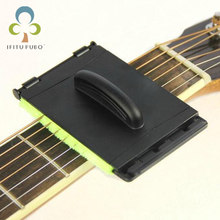 Guitar Bass Strings Scrubber Fingerboard Rub Cleaning Tool Maintenance Care Electric Bass Cleaner Guitar Accessories GYH(China)