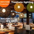 Trustwin brand ceiling light ball lamp shade fixture for living room foyer sitting room hotel restaurant dinning room