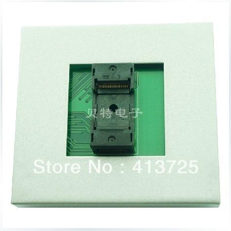 New adapter TSOP56 CX1055 block test burn, SUPERPRO5000E/5000