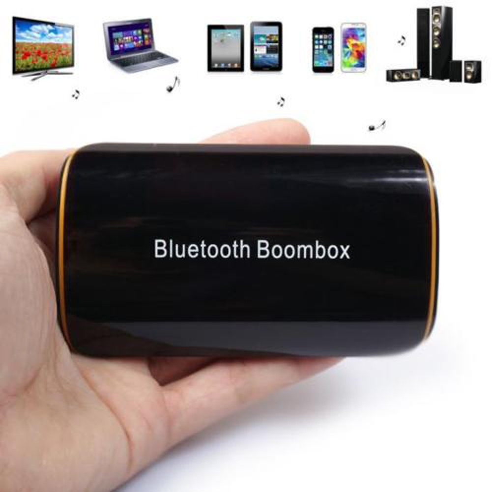 Wireless Bluetooth 41 Audio Stereo Music Receiver Home Sound A2dp 35mm Aux H166 1 X Usb Charging Cable Adapter