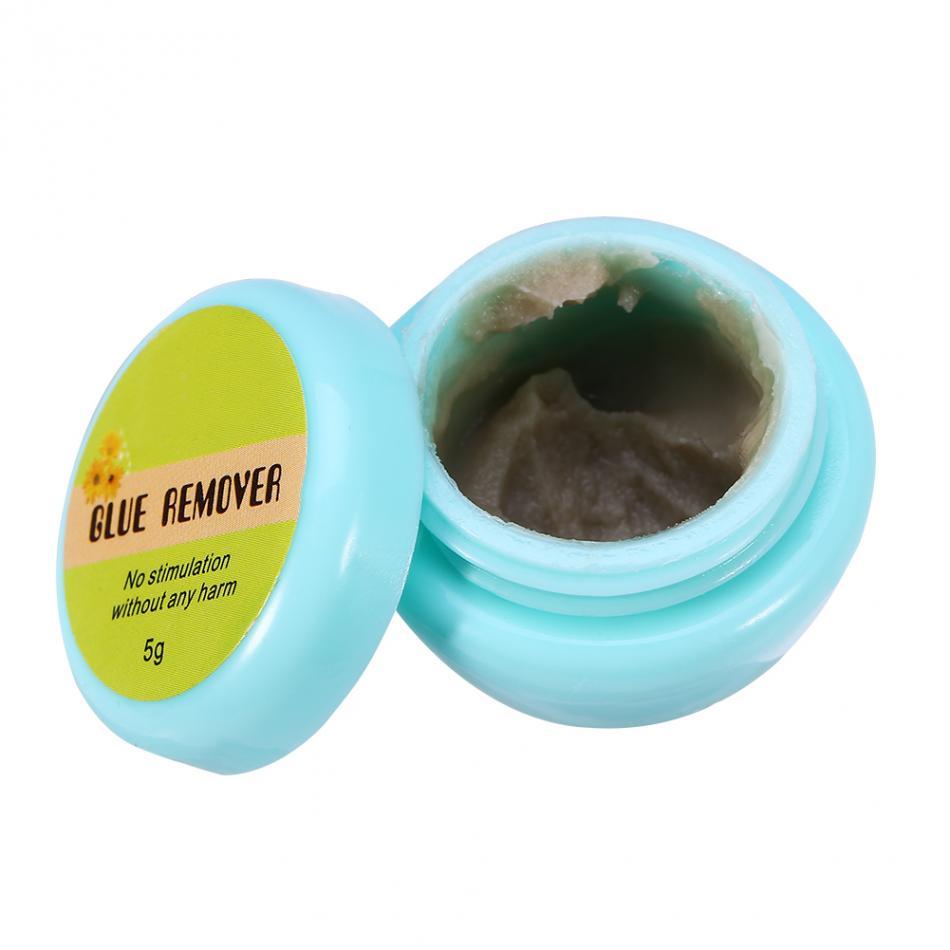 5 г накладные ресницы Remover клей прививки ресниц удаления волос клей кремы для ресниц Клей инструмент