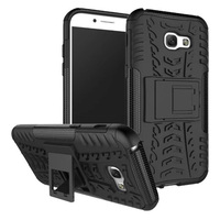For Samsung Galaxy A5 2017 Case Luxury Silicon Plastic Back Cover 5 2 Inch Phone Bags