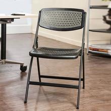 High Quality Portable Foldable Chair Hollow Plastic Chair Office Gaming Chair Computer Chair Simple Leisure Sedie Ufficio стоимость