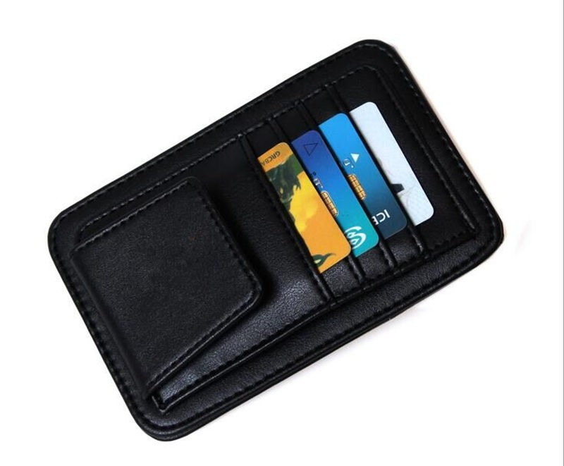 Black Color Sunglasses, ID, Credit Card  Holder Clips Bags