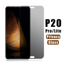 Для huawei P20 Pro, закаленное стекло, Lite, анти шпион, подзорная защита экрана, защитная пленка на P 20 P20lite, светильник 20 P