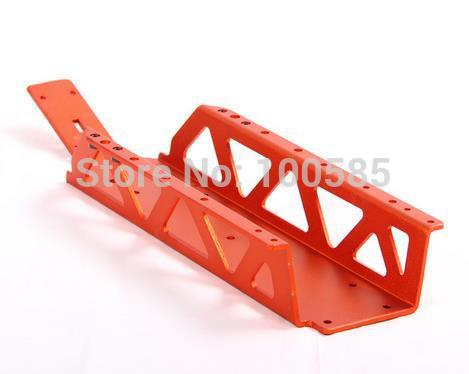 Free shipping Baja main chassis for 1 5 scale hpi km rv baja 5B 5T 5SC