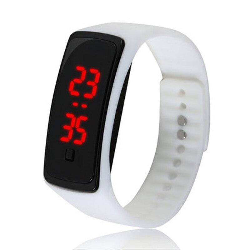 New LED Watch Couple Student L Three Generation Child Electronic Clock.