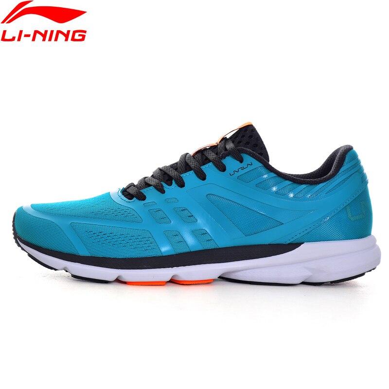 Li-ning גברים ארנב אודם 2017 חכם ריצה נעלי חכם שבב סניקרס אור לנשימה ספורט בטנת נעלי ARBM127 XYP597