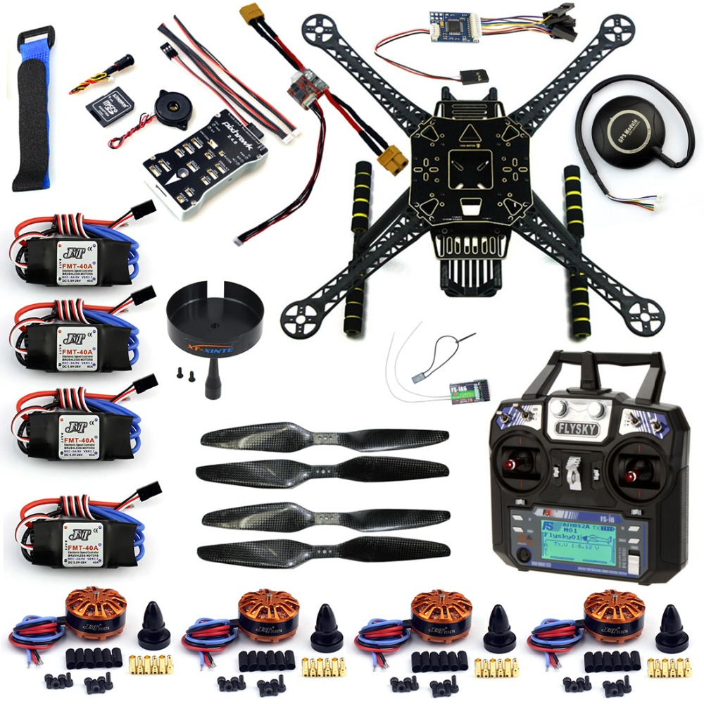 DIY Full Kit RC font b Drone b font S600 Frame kit PIX 2 4 8