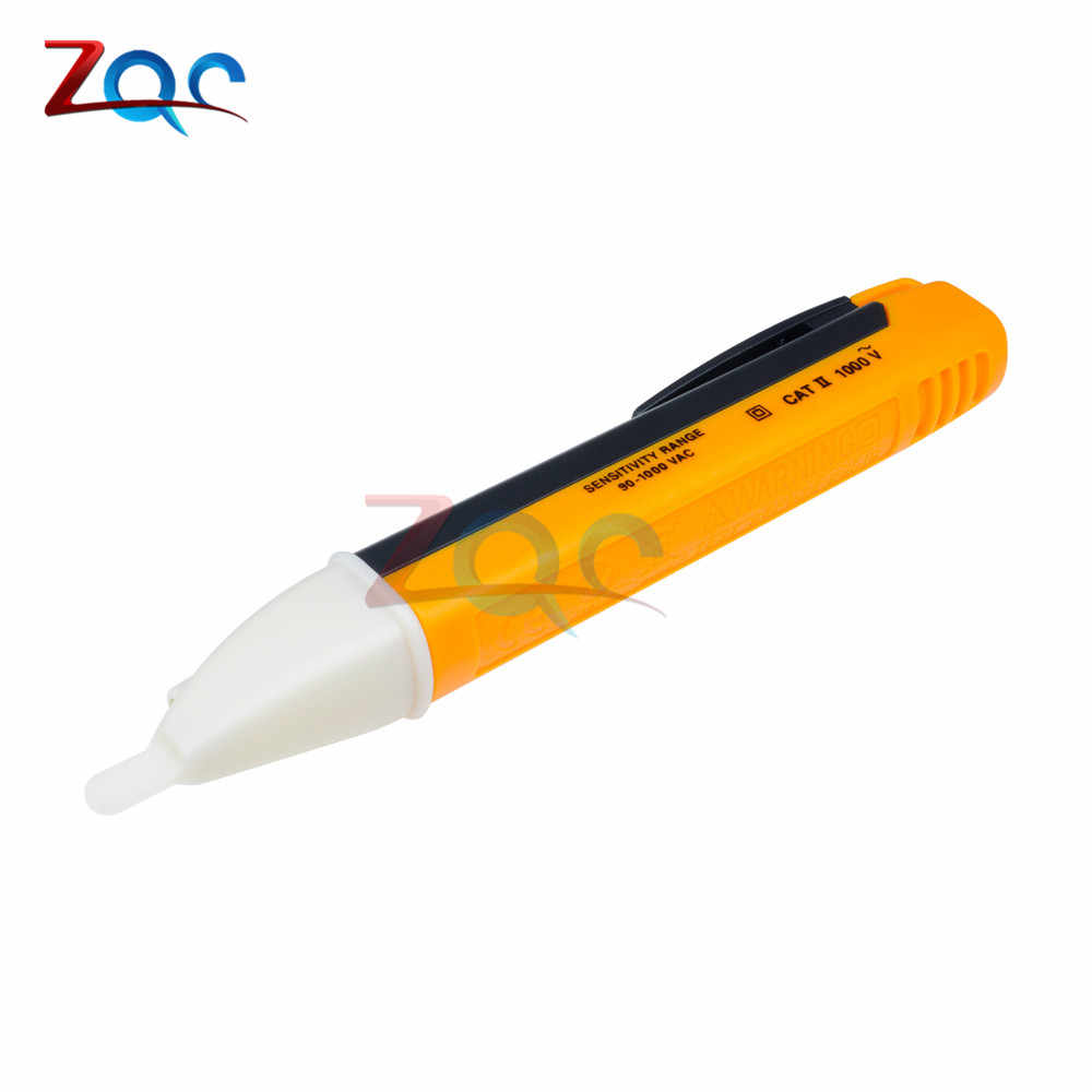 Electric Socket Wall AC Power Voltage Detector Sensor Tester Pen Stick 90-1000V