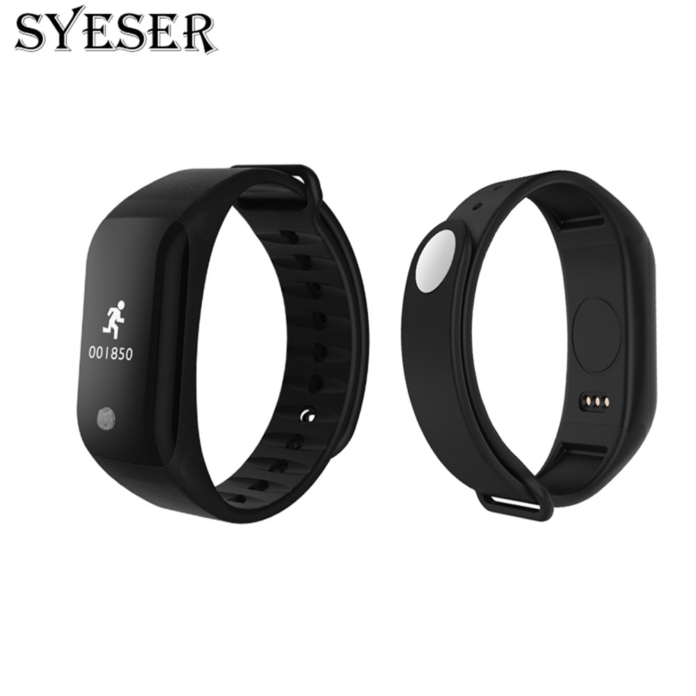 SYESER H10 bluetooth Smart Band Sleep Fitness Tracker Bracelet Sport Wristband pedometer Smartband for Android IOS