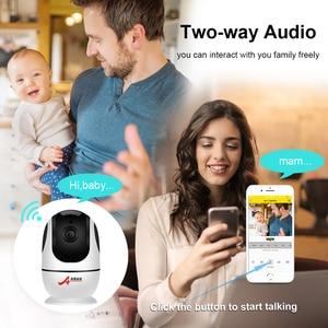 Image 5 - ANRAN Wifi 1080P HD Night Vision Wireless Camera Baby Monitors Security Surveillance Camera Two way Audio Wireless Camera
