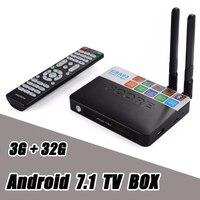 3GB RAM 32GB ROM Android 6 0 TV Box CSA93 Amlogic S912 Octa Core 2GB 16GB
