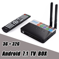 3GB RAM 32GB ROM Android 6 0 TV Box CSA93 Amlogic S912 Octa Core 2GB 16GB
