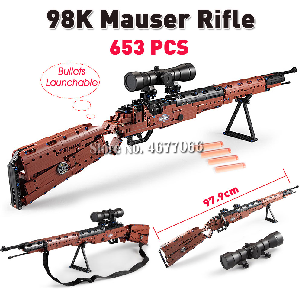 98K Rifle - 653 PCS
