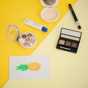 Image 2 - 80x54cm coloré épaissir carton mat extérieur INS photographie Studio accessoires accessoires de fond pour chaussures de bijoux cosmétiques