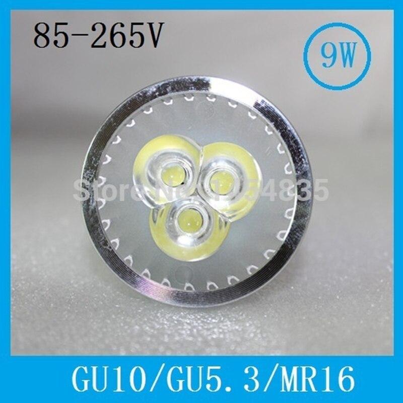 ٩ ۶hot Sale 9w Gu10 Led Spotlight Bulb 12w 15w Gu5 3 Mr16ac85