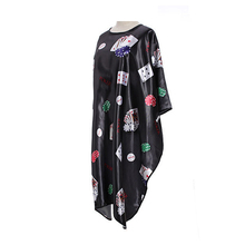 BITB Pro Salon Barber Hair Cut Hairdressing Coloring Poker Pattern Gown Cloth Cape