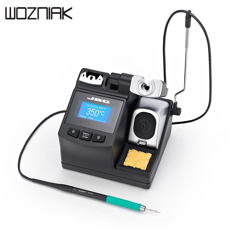 JBC CD-2SHE 230V with T210-A Handle Precision Soldering Station jbc cd 2she 230v with t210 a handle precision soldering station