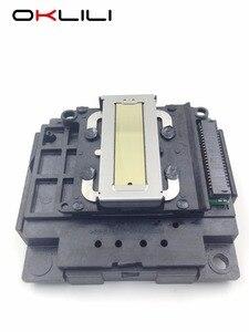 Image 2 - رأس الطباعة FA04010 FA04000 لرأس الطباعة Epson L120 L210 L300 L350 L355 L550 L555 L551 L558 XP 412 XP 413 XP 415 XP 420