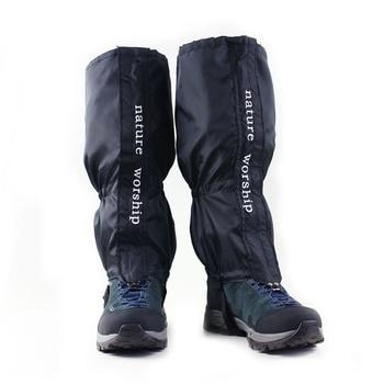 1 Paar Waterdichte Outdoor Wandelen Klimmen Jagen Sneeuw Legging Slobkousen Ski Slobkousen Voor Mannen En Vrouwen