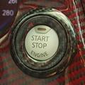 Motor de arranque en off start stop botón de encendido botón de clave para infiniti QX60 JX35 Q50 de carbono Accesorios de piezas de repuesto