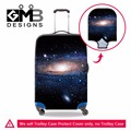 Waterproof Luggage Covers Landscape Protective Cover for 18-30 inch Suitcase Trolley Case Protectors Travel Accessories for Girl