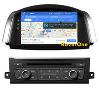 RoverOne S200 Android 8,0 автомобильный мультимедийный плеер для Renault Koleos для samsung QM5 Авторадио DVD Радио стерео навигации