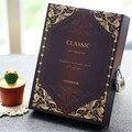 Классический блокнот A5 с паролем  ретро блокнот для записей  дневник для путешествий  ежедневник  органайзер  композиция  книга  подарок