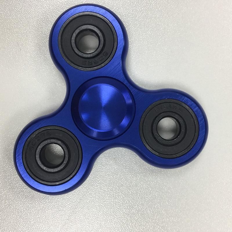 Fidget font b Spinner b font Hand font b Spinner b font Desk Finger Spin Spinning