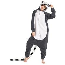 800214832f675c Duże XXL Cartoon kigurumi piżamy Dla Dorosłych Polar Onesie jednoczęściowy  Kombinezon Zwierząt Piżamy Dla Piżamy Boże