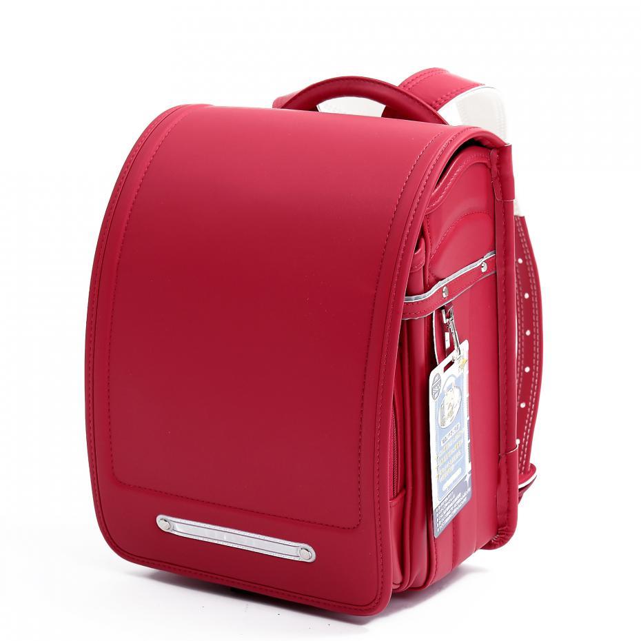 2017 Japanese Randoseru School Bag For Boys Girls Grade 1-5 Pu Leather Backpack Lock Children School Bags Mochila Bolso  unme children schoolbag for grade 1 3 girls backpack waterproof leather light for boy