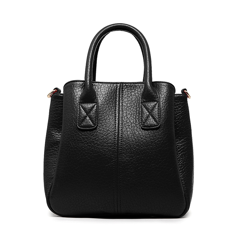 ФОТО 2017 bag embossed soft PU leather shoulder bags women messenger ladies large capacity bag fashion handbags stereotypes Boutique