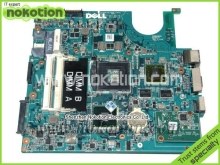 0205RN Free shipping laptop Motherboard FOR DELL Studio 14R 1458 FULL TEST HM55 ATI graphics DDR3 1P-009CJ00-8000