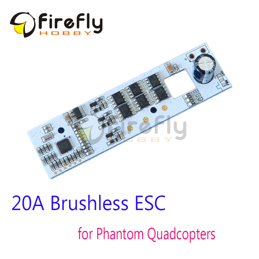 20A Brushless ESC Special for Phantom Quadcopters/ Phantom 1 2 Compatible/ DJI Phantom Accessory