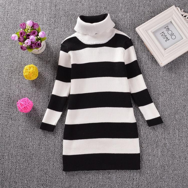Winter Kinder Kleinkinder Baby Pullover Strickwaren Kleinkind - Kinderkleidung - Foto 4