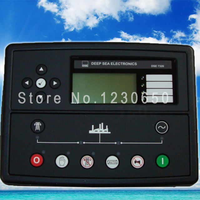 dse7220 automatic ats generator controller kw deep sea original in rh aliexpress com Brother MFC 7220 Drum Canon IP 7220