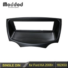 Moddod One Din Audio Fascia For Ford Ka  Radio Gps Dvd Stereo Cd Panel Dash Mount